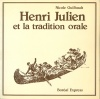 Henri Julien et la Tradition orale